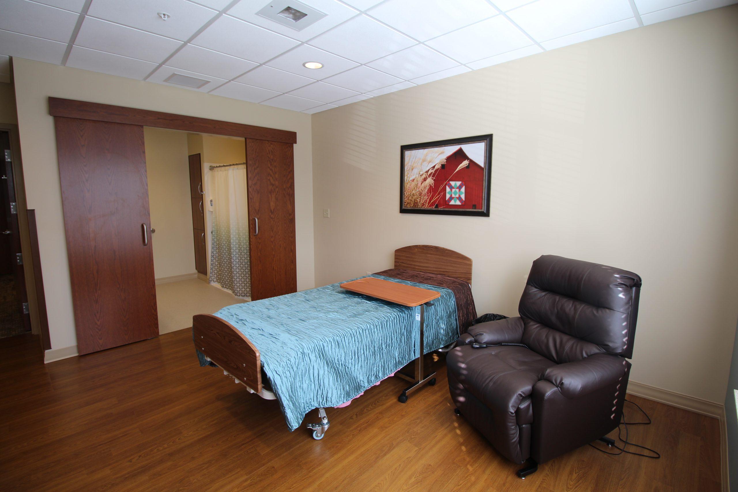 Health Center_resident ROom