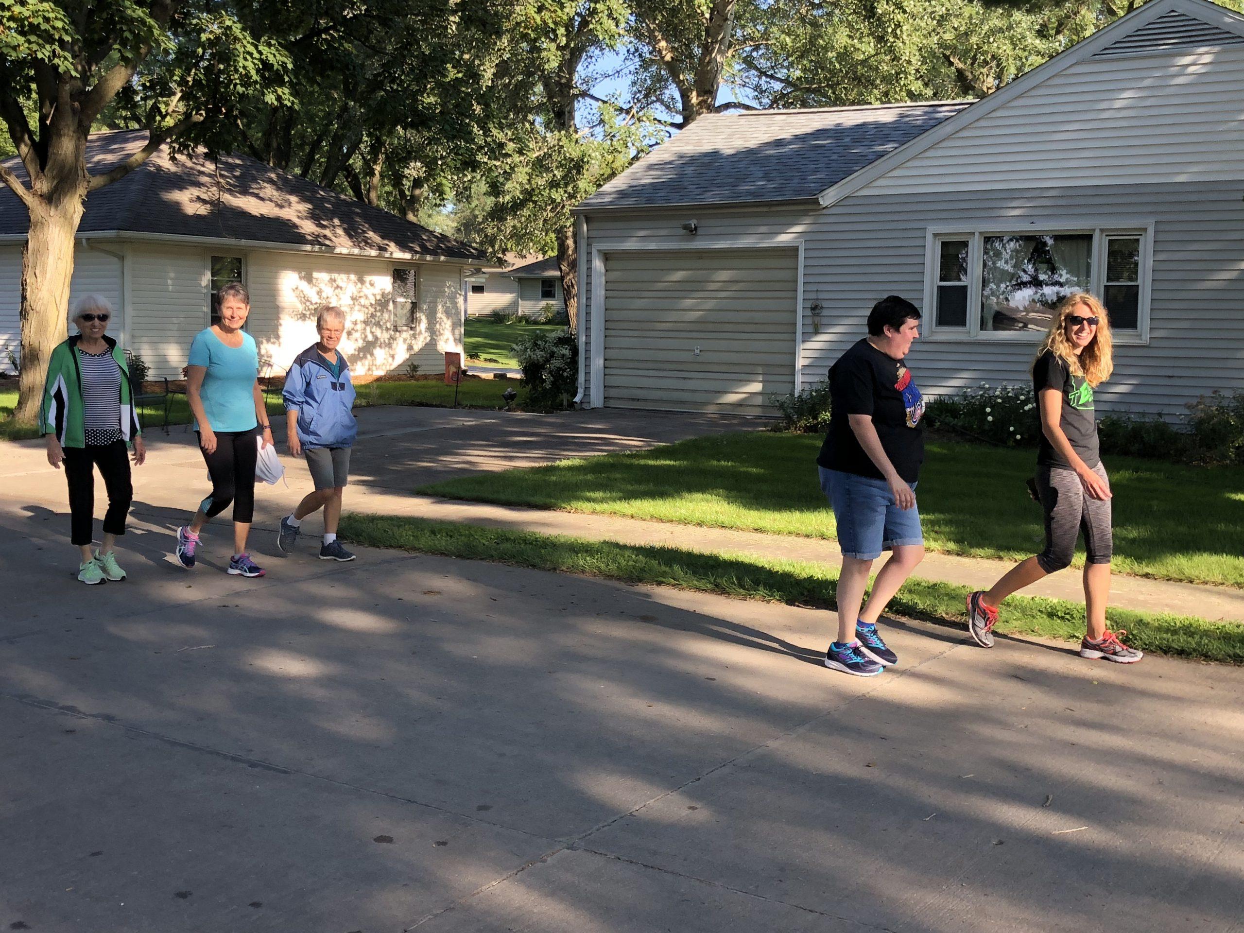 Outside Walking Group